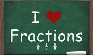 Math Quiz: It's All About the Fractions