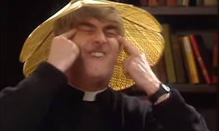 Father Ted Gets Into Another Spot of Trouble