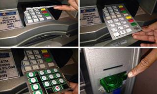 15 Photos of ATM Scams
