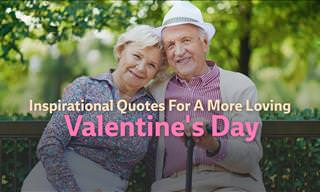 Inspirational Quotes For a Loving Valentine's Day