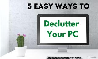 Here's How You Can Declutter Your Computer in 5 Easy Steps