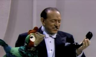 Spanish Ventriloquist: Senor Wences