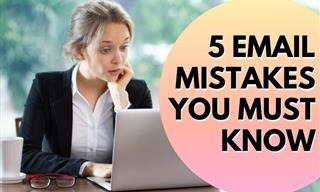 5 Email Mistakes That Make You Appear Impolite