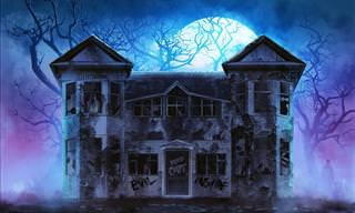 7 of the USA's Most Haunted Houses