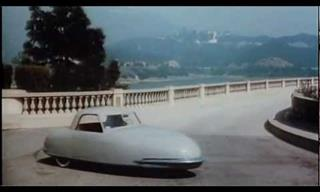 These Amazing Futuristic Cars Were Imagined In The '40s