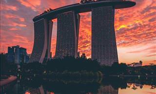 Yik Keat's Incredible Shots of Singapore