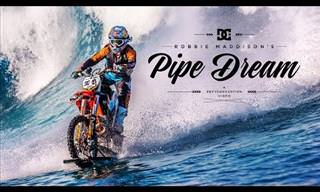 Pipe Dreams - The Bike that Surfs