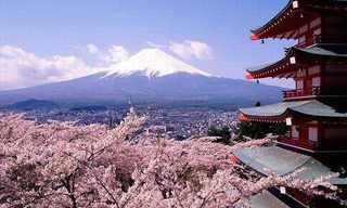 The Majesty of Mount Fuji!