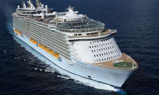 New Photos of Allure of the Seas – The Luxury Giant.