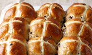 The Best Hot Cross Bun Recipe
