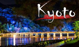 Kyoto - The Ancient Imperial Capital in 4K