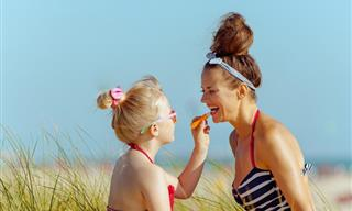 The Next Time You Put Sunscreen, Don't Forget These Spots