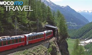 Experience the Beauty of the Enchanting Bernina Express