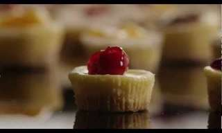 How To Make: Mini-Cheesecakes.