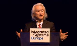 Dr. Michio Kaku on What the Future Holds