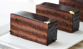 No Flour Needed to Make This Delicious Chocolate Cake