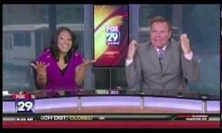 Just In: Hilarious News Bloopers!
