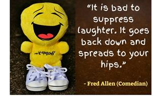 These Funny Quotes Will Inspire You with a Smile