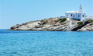 This Quaint Little Island is the Essence of Greek Beauty