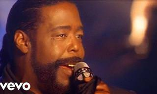 12 of Barry White's Greatest-Ever Hits