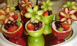 Easy & Impressive Edible Arrangements