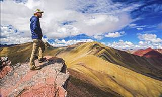 A Breathtaking Journey to Peru's Rainbow Mountains
