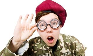 Joke: The Army Method