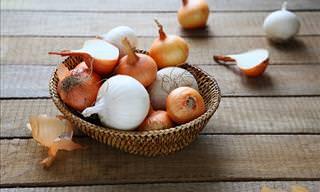 Amazing Health Benefits of Onions
