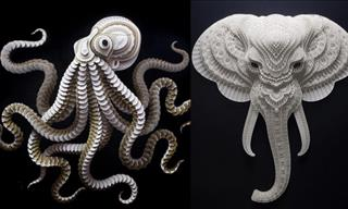 12 Pictures Showcase Impeccable Animal Sculptures!