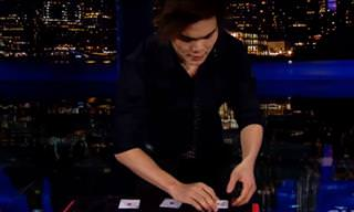 Shin Lim's Outstanding Magic