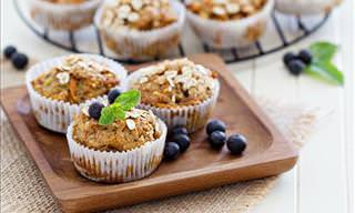 These Oatmeal Muffins Are Divine