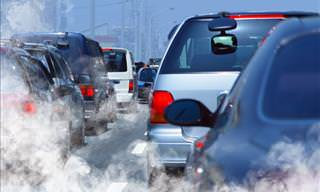 Air Pollutants Could Increase the Risk of Dementia!