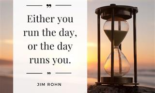 Regain Control Over Your Time with These Inspiring Words