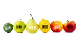 The Fruit Codes Visible on Fruit Are Very Important!