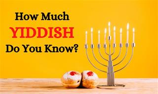 How Many Yiddish Words Do You Know?