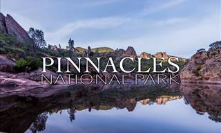 Experience Pinnacles National Park in Crisp 4K Resolution