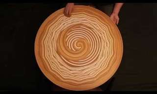 Mikhail Sadovnikov Creates Art With Clay