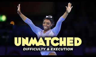 Simone Biles is Currently the Most Talented Young Gymnast!