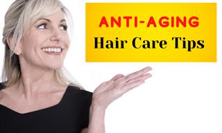 Look Youthful by Avoiding These Common Hair Mistakes