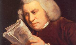 20 Quotations from Dr. Johnson, Man of Letters
