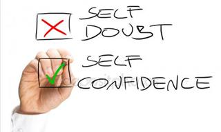 This is How to Conquer Self-Doubt