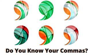 English Quiz: Do You Know Your Commas?