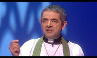 Rowan Atkinson: A Most Unusual Sermon!