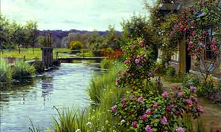 The Countryside Paintings of Louis Aston Knight