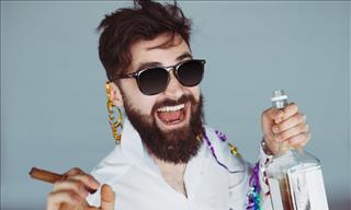 Joke: The Holy Drunk