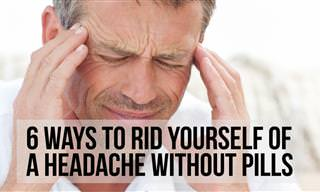 6 Ways to Rid Yourself of a Headache Without Pills