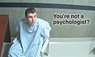 criminal investigations: Faking being Crazy