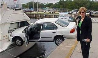 15 People Who Should Not Be Allowed to Drive Anymore