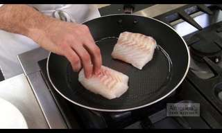 Quick Tip: Cook Fish Without Risk of Burning!
