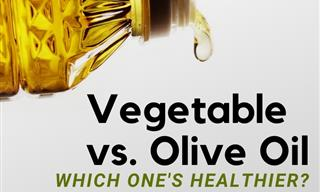 Olive Oil vs. Vegetable Oil: Which One's Healthier?
